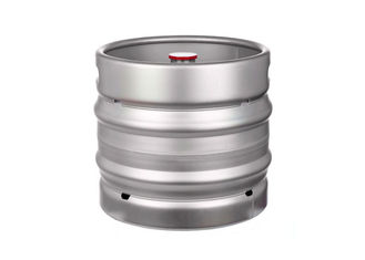 Europe Standard Auxiliary Brewing Equipments Spear Beer Kegs For Beer Storage